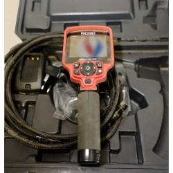 Noleggio con operatore: Rigid Snake videocamera snodabile