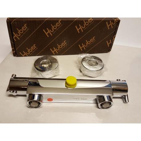 Miscelatore termostatico DOCCIA esterno - HUBER - serie KIRUNA