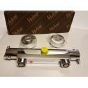 Miscelatore termostatico DOCCIA esterno - HUBER - serie KIRUNA/TRATTO