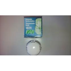 Comando termostatico con sensore a liquido incorporato Far 1824