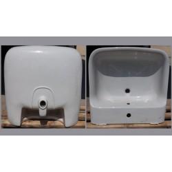 Lavabo marca Ideal Standard modello Conca colore bianco europeo