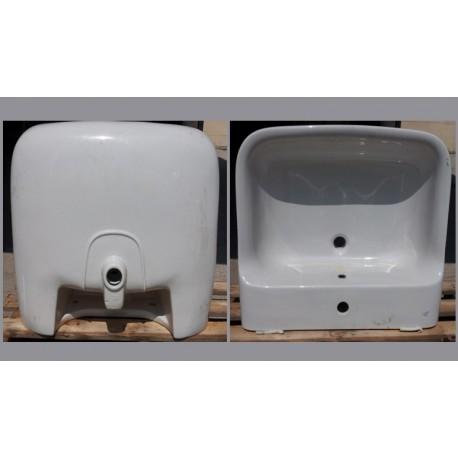 Lavabo ideal standard a conca colore bianco europeo il pi for Lavandino ideal standard conca