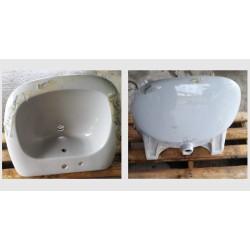 Lavabo marda Ideal Standard modello Aero colore bianco
