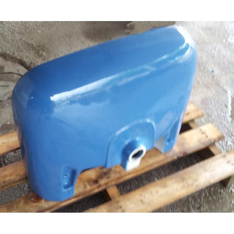 Lavabo tre fori ideal stard conca blu fondale for Lavandino ideal standard conca
